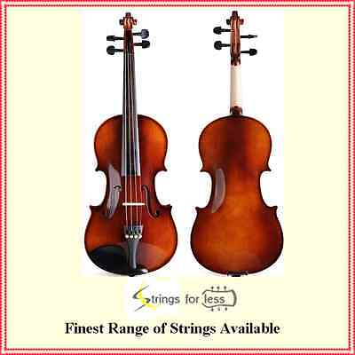 """Reichel Violas 14""""  Student Viola Model Etude Outfit  Hand Carved Solid wood"""