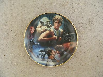 STAR WARS The Hamilton Collection The Empire Strikes Back 1993