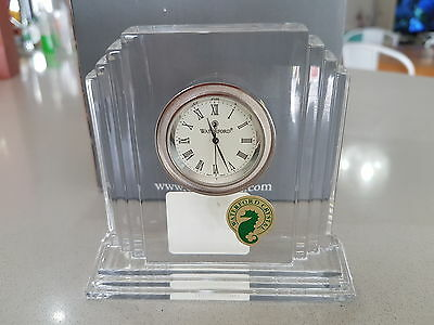 Waterford Crystal Clock - Metropolitan Small