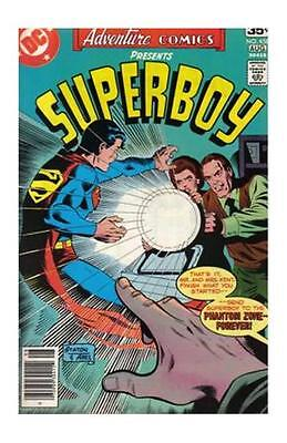 Adventure Comics #458 (Jul-Aug 1978, DC) Superboy NM/VF