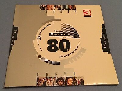 Triple Vinyl LP - Greatest Hits Of The 80's