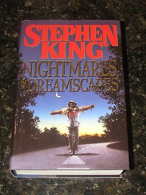 Nightmares and Dreamscapes by Stephen King (1993, Hardcover) 1st Fine