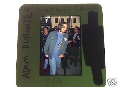 ADAM DURITZ THE COUNTING CROWS 1995 35mm slide photo transparency UNPUBLISHED