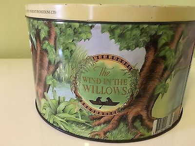 Wind in the Willows Tin