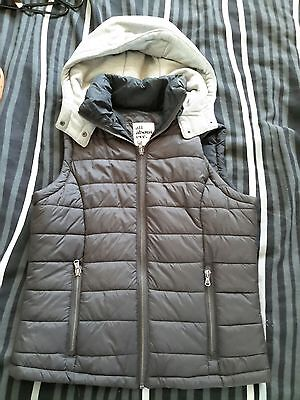 ladies size 10 all about eve brand puffer vest
