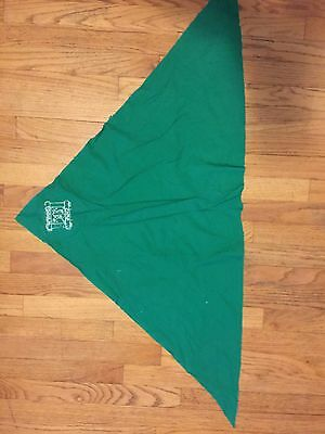 Boy Scouts Of America Circa 1960's Neckerchief Camp Toquam   Reduced!!!!