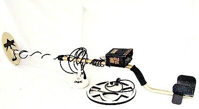 Fisher Gold Bug M-Scope Metal Detector with 3 Coils