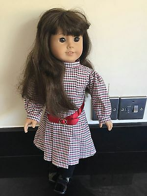 "Pleasant Company Pre-Mattel Samantha Parkington American Girl Doll 18"" Excellent"