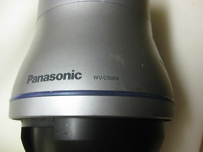 Panasonic WV-CS954 PTZ Dome Security Camera