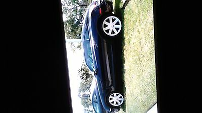 2005 Chrysler Crossfire  2005 Chrysler crossfire limited edition