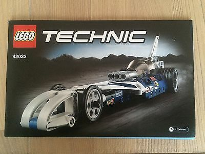 LEGO Technic - 42033 - Instructions Only
