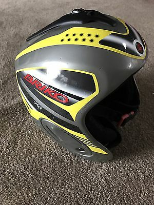 Childs Snowboarding Skiing Ski Helmet For Snow VGC