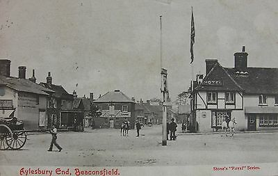 Aylesbury End Beaconsfield Buckinghamshire 1909 Pc