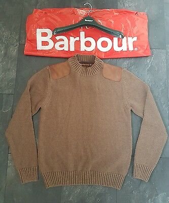Mens Barbour Shooting Jumper Padded Rare Size Large