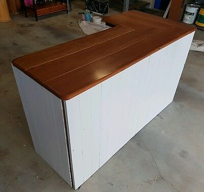 Solid Timber Counter/Bar