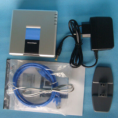 Phone Adapter with Router - VoIP phone