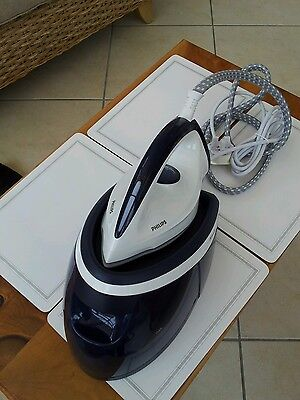 Philips Steam Generator Iron HI5910 2400Watt 1.1.L New Boxed