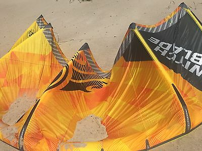 Cabrinha Switchblade 8 Mt 2015 Kitesurfing Kite