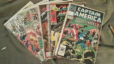(VISIT DESCRIPTION) Marvel comics lot of 67