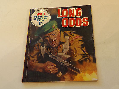 WAR PICTURE LIBRARY NO 299!,dated 1965!,GOOD for age,great 52!YEAR OLD issue.