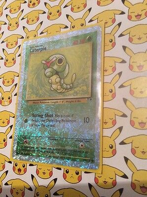 Caterpie 69/110 Pokemon Card Legendary Collection Reverse Holo Rare /110