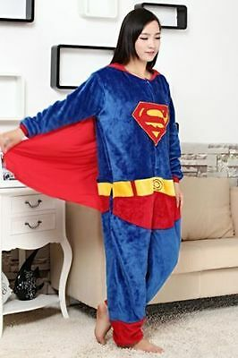 Hot Unisex Adult Pajamas Kigurumi Cosplay Costume Animal bodysuit Sleepwear