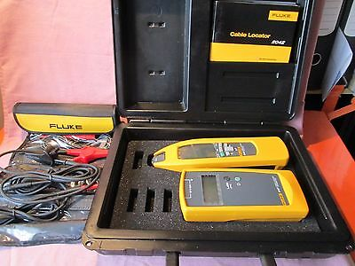 Fluke 2042 Cable Locator General Purpose Cable Locator Tester Meter