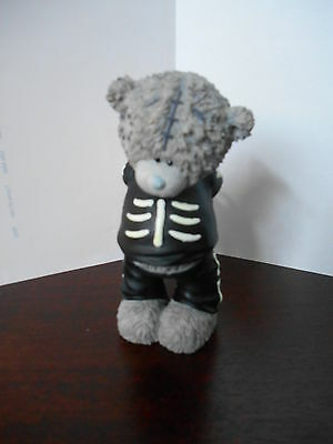 me to you figurine teddy bear trick or treat  new   boxed