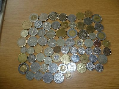 job lot of world coins 1