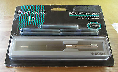 Parker 15 Special CT Fountain Pen