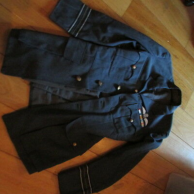 RARE Named RAF Tunic WW1 Veteran  Unresearched
