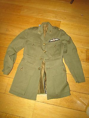 Named WW1 Royal Flying Corp Tunic