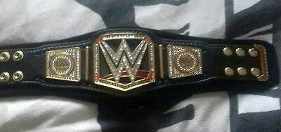 WWE World Heavyweight Championship Mini Replica Belt