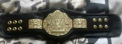 World Heavyweight Championship WWE Mini Replica Belt