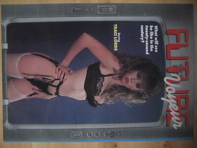 A1 Filmposter TRACI LORDS in Future Voyeur - Movie Poster