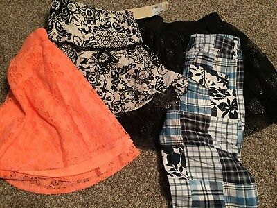Size 7/8 Girls Clothes Limited Too And Justice