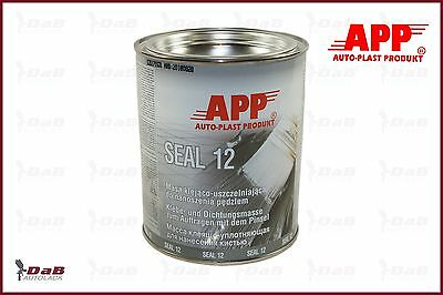 App Seal 12 Paintable Body Sealant Grey 1kg Body Adhesive