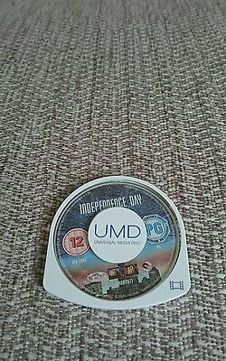 Independence Day -*- Psp -*- Umd -*- Disc Only -*-