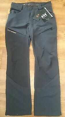 New Helly Hansen Softshell Odin Hybrid trousers size S