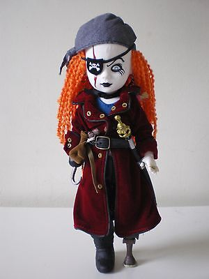 Living Dead Dolls - Exclusives - Captain Bonney (Opened)