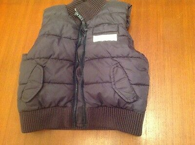 country road boys / toddler navy size 2 puffer vest