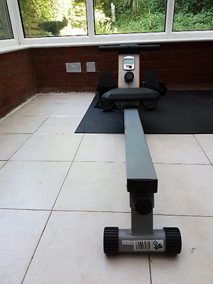delux magnetic rowing machine