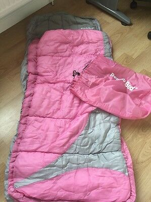 Childs Pink Ready Bed