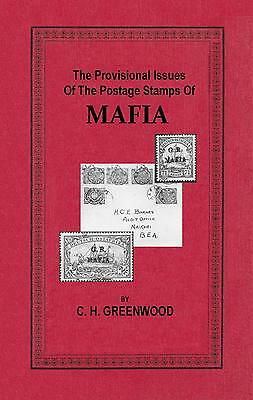 MAFIA Provisional Issues Stamps Overprints East Africa German British India - CD