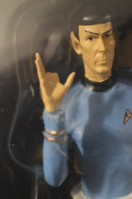 ONE OF A KIND Mr. Spock Bust in Mint Condition / Unopened Box