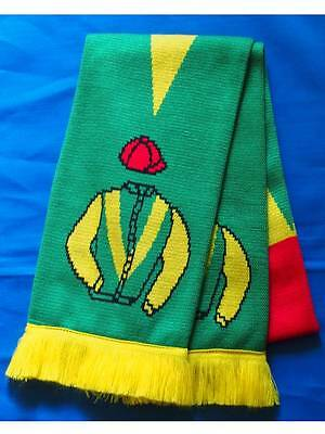 Sizing John scarf - in his racing colours