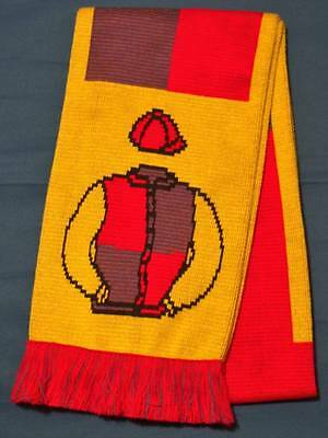 Native River scarf - in his racing colours