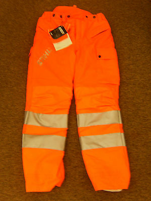 New Stihl Chainsaw Trousers (Large)
