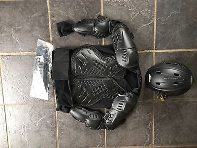 Body Armour And Helmet