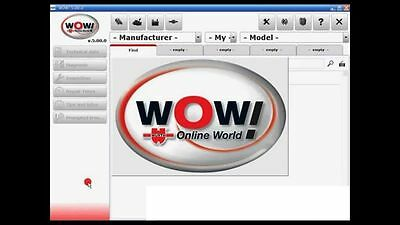 Diagnose Software VERSION Wow 5.0.0.8